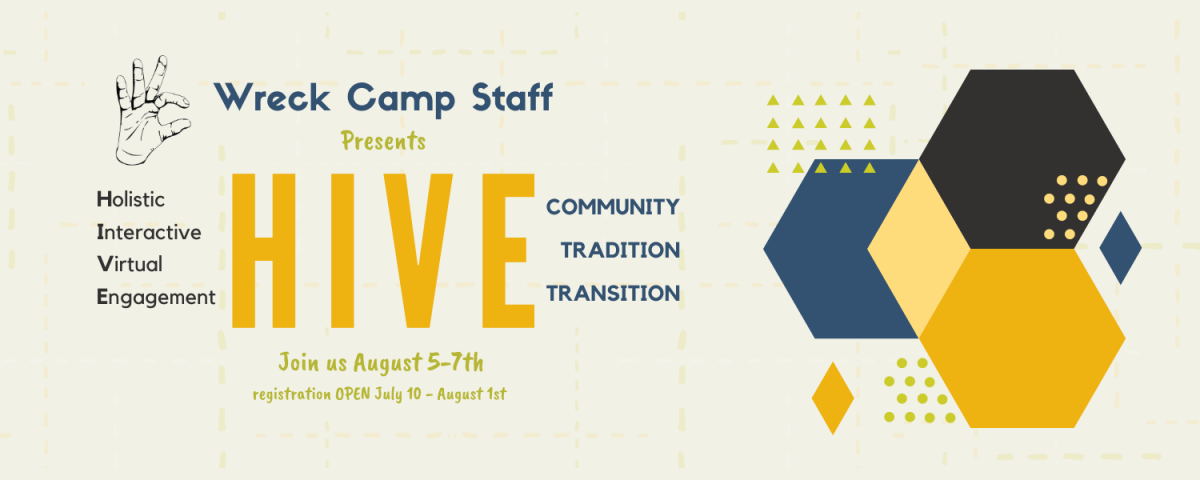 Wreck Camp New Student Transition Programs