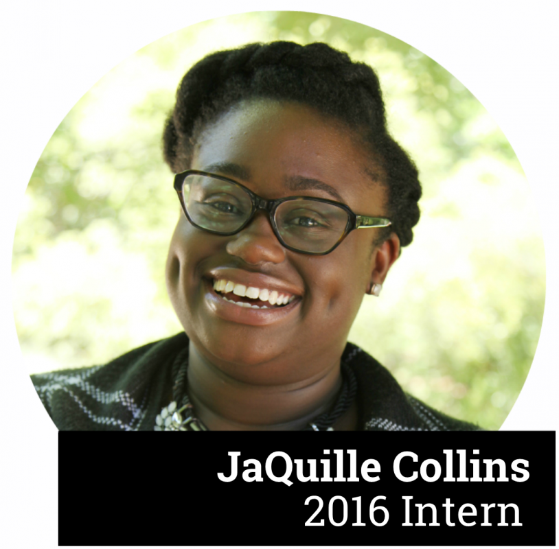JaQuille Collins - 2016 Intern