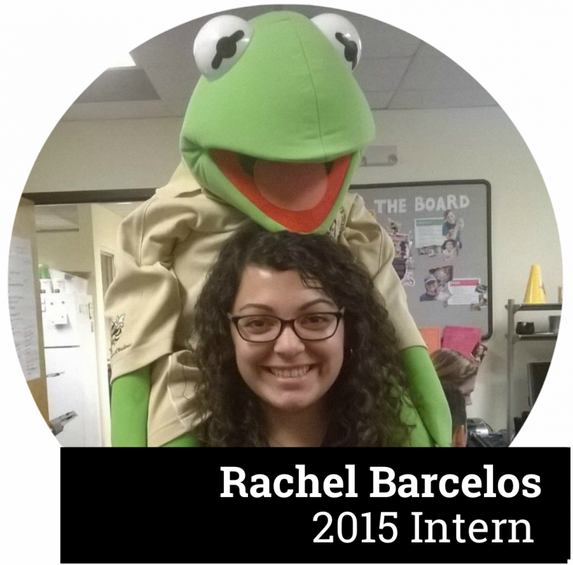 Rachel Barcelos - 2015 Intern