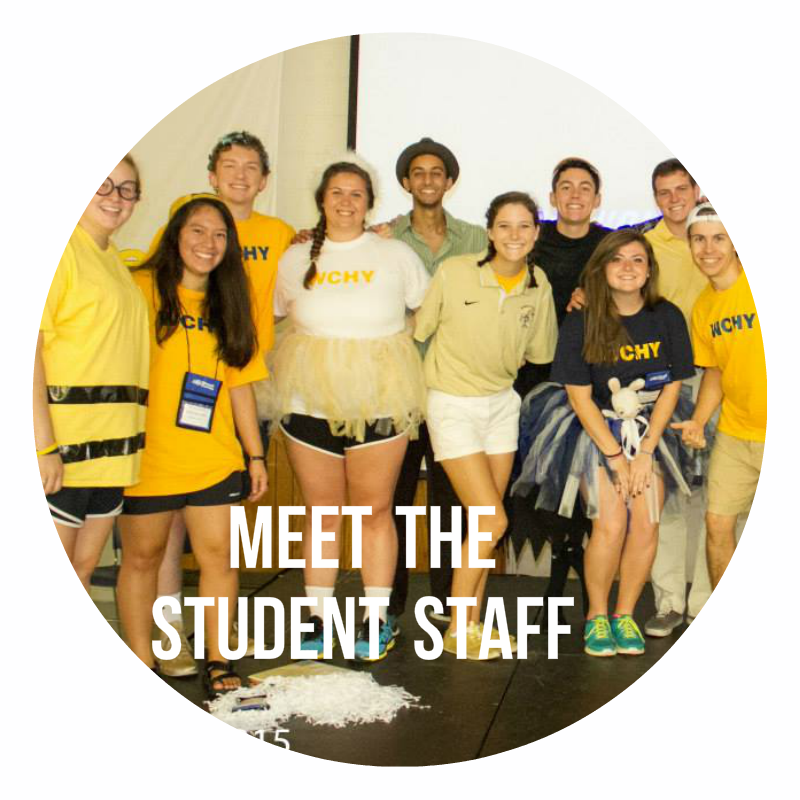Meet the Student Staff