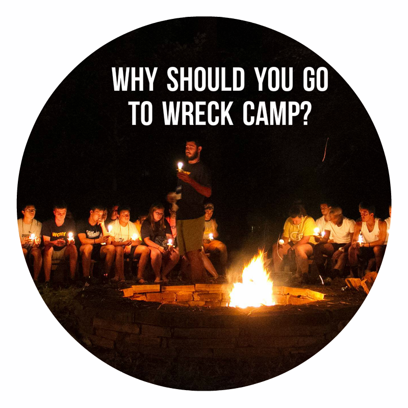 Why should you go to Wreck Camp?